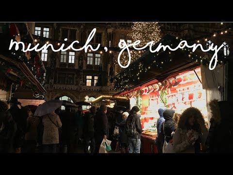 MUNICH, GERMANY VLOG // Vegan Travel Diaries