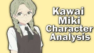 Kawai Miki Character Analysis - Koe no Katachi ( A Silent Voice )