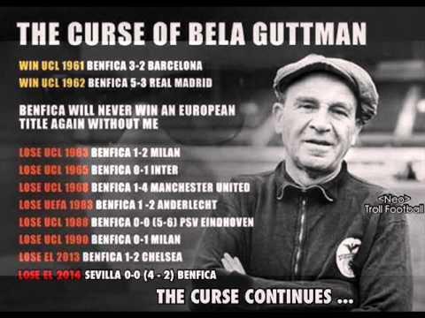 Bela Guttman Curse
