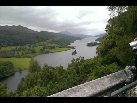 英語口述日記系列English Oral Diary Series(2013.6.29 UK,Highland Lochs,Glens)