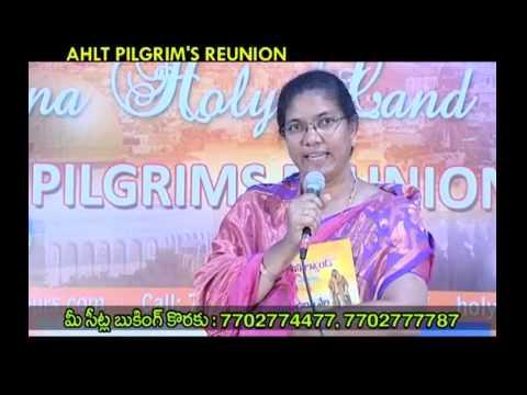 Aradana Holy Land Tours - Pilgrims Reunion