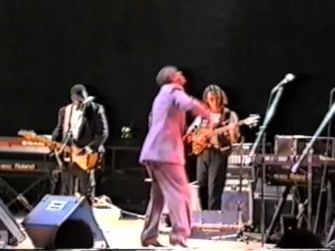 "David Hudson with White & Soul Blues Band - ""One Special Night Tour"" - (Lignano, 1996)"