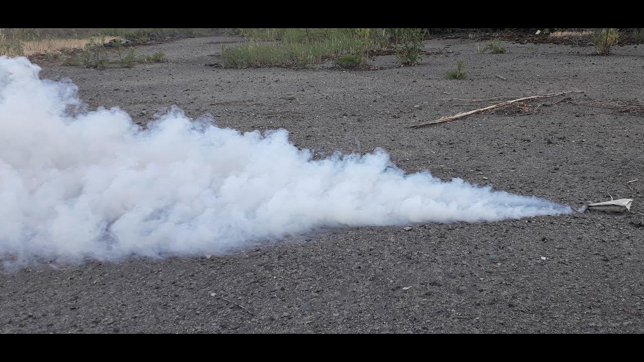 Как сделать легко дымовуху