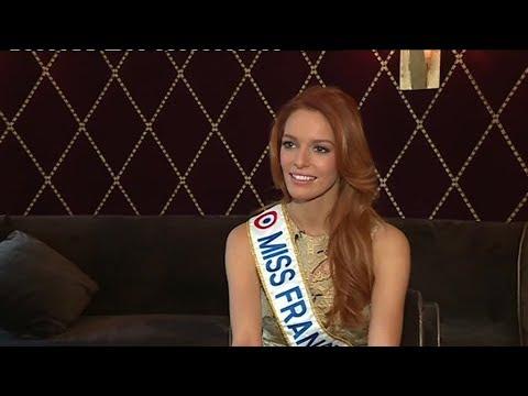 Maëva Coucke, Miss France 2018 : l'interview exceptionnelle