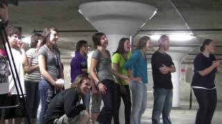 "Behind the Scenes: ""Jai Ho"" in Chicago (the Slumdog Millionaire Dance)"