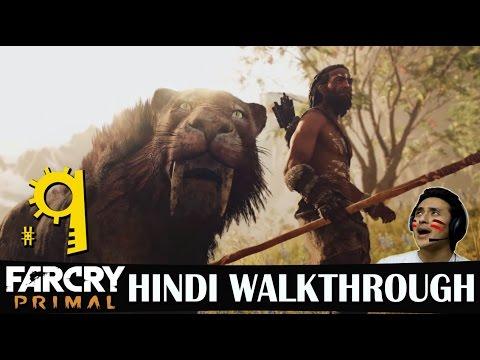 Far Cry Primal Hindi Walkthrough Part 9 -...