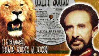 I-Natural_Roar Like A Lion +  Lion Dub