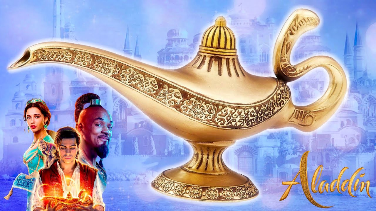 Aladdin: Genie Lamp Limited Edition Replica - Live Action ...