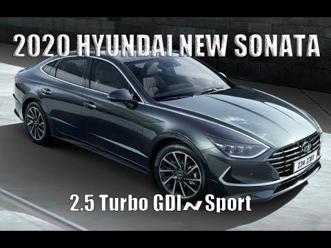 2020 HYUNDAI NEW SONATA