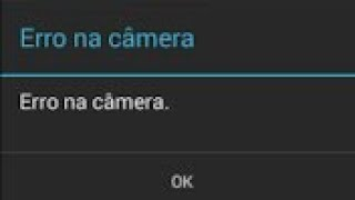 Moto g3 erro na câmera frontal resolver.