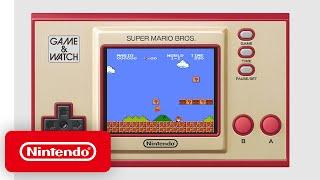 Game & Watch: Super Mario Bros. - Announcement Trailer