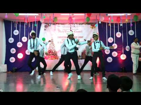 PRE-CHRISTMAS DANCE || Y4T TROUPE || HOLY TRINITY CHURCH BOLARUM