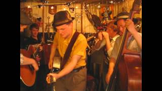 Rob Heron and The Teapad Orchestra  - Steamboat Blues - Songs from The Shed
