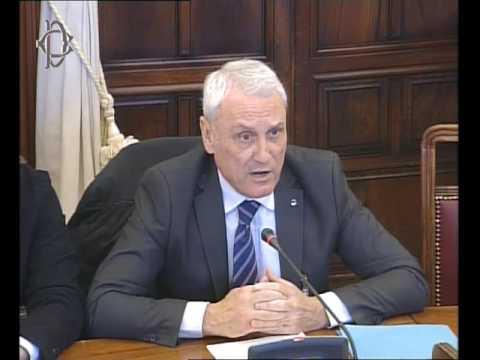 Roma - Tutela lavoratori e aziende società Tim, audizione sindacati (15.03.17)