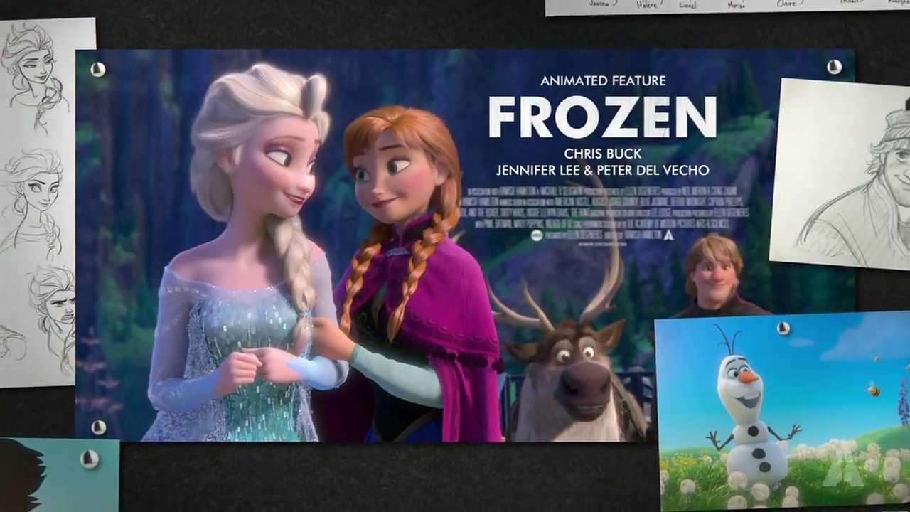 Best Animated Movie Oscar
