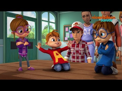 Alvinnn!!! Et les Chipmunks | Le coupable portera la casquette | NICKELODEON JUNIOR