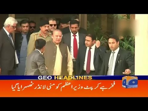 Geo Headlines - 08 PM - 24 May 2018