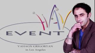 HAY EVENT  Vahagn Grigoryan