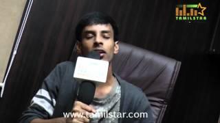 Music Director Leon James At Masala Padam Movie Team Interview