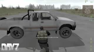 Let's Tutorial DayZ: Autos Reparieren [Arma 2 Mod]