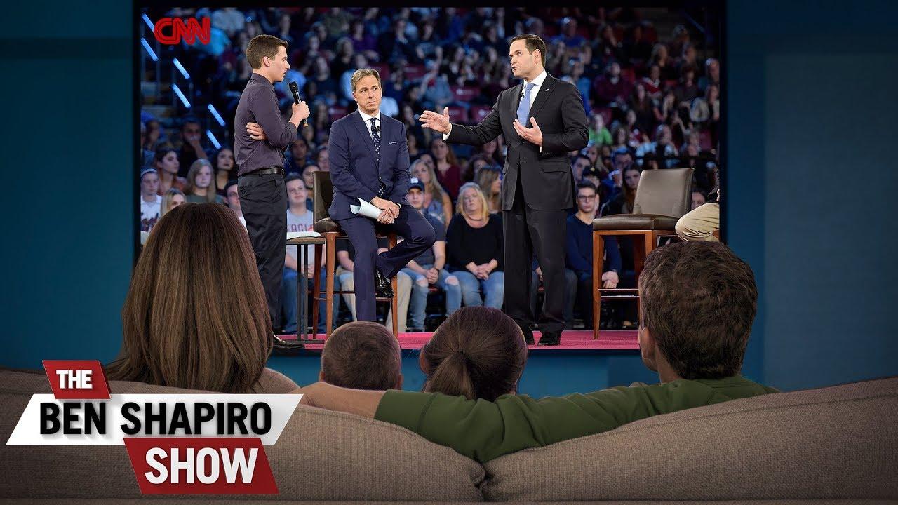 CNN's Hour Of Anti-Gun Hate | The Ben Shapiro Show Ep. 481