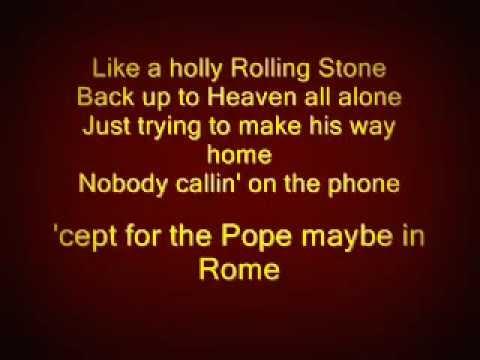 Joan Osbourne - If God Was One of Us Lyrics