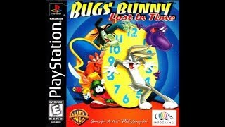 Bugs Bunny Lost In Time Ps1