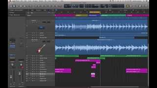 Logic Pro X - #65 - Mixing (part7): Vocal Compression and EQ