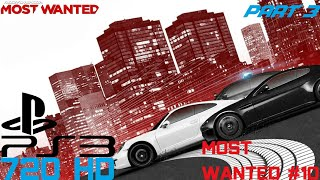 Need for Speed Most Wanted 2012 (PS3) - Part 3 [Most Wanted #10]