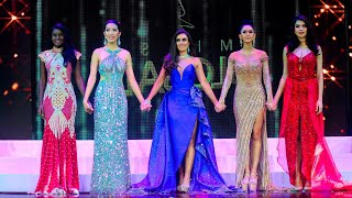 Miss Global 2018 Top 11 evening gown competition; pambato ng Pilipinas, ligwak