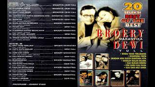 20 Seleksi Best Of The Best Broery M & Dewi Yull Original Full Album