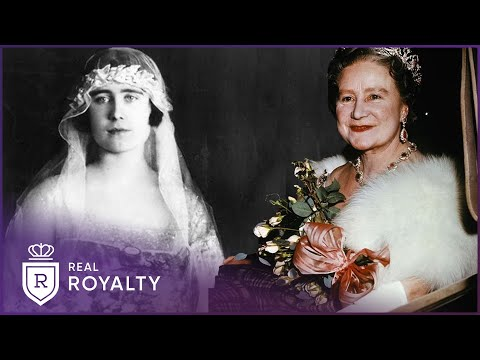 Portrait Of The Queen Mother | A Tribute | Real Royalty
