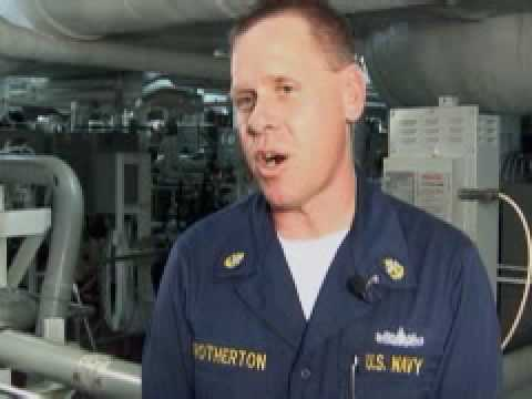 USS Makin Island Hybrid Engine