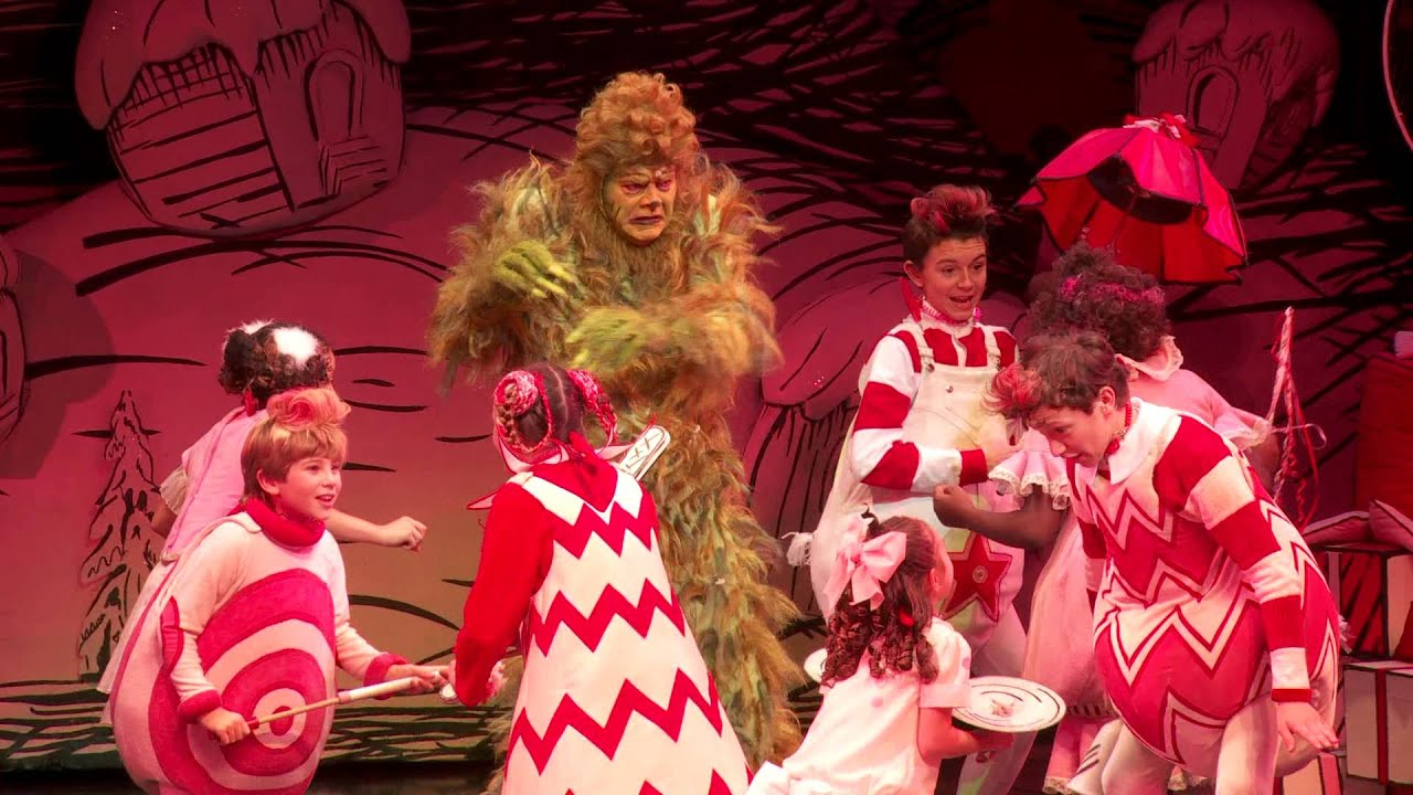 whatchama who dr seuss how the grinch stole christmas 2014 youtube - How The Grinch Stole Christmas Cast