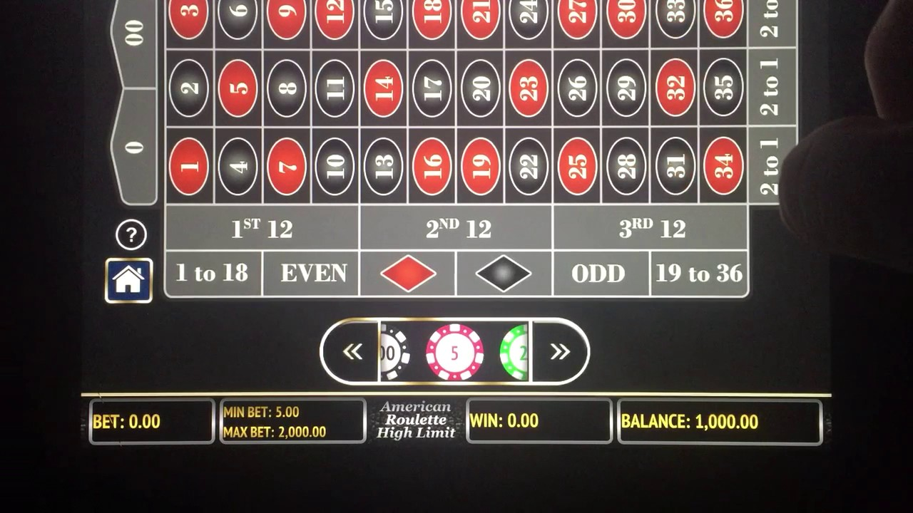 Best roulette system youtube
