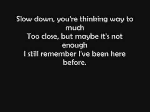 Amy Meredith:Lying Lyrics - LyricWiki