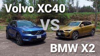 Volvo XC40 VS BMW X2 - Frente a Frente