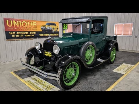 1928 Ford Model A Pickup | For Sale $22,900
