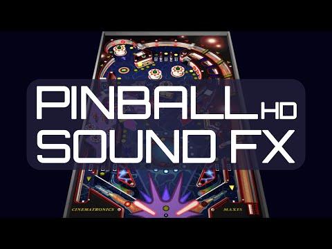 3D PINBALL SPACE CADET HD SOUND EFFECTS