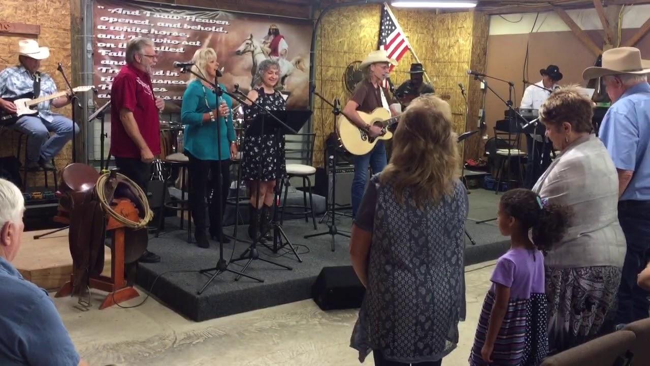 Mending Fences Cowboy Church - YouTube