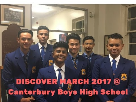 authority and canterbury boys high Canterbury boys' high school (cbhs) is a public secondary day school for boys located in canterbury, a south-western suburb of sydney, new south wales, australiait is located near the canterbury park racecourse and next to canterbury girls' high.
