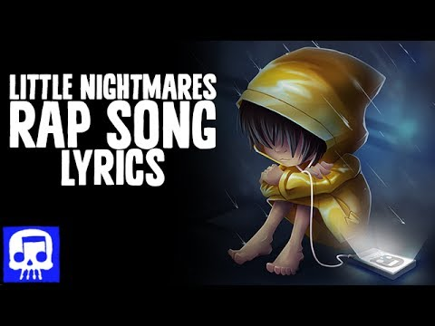 "Thumbnail: Little Nightmares Rap Song LYRIC VIDEO by JT Machinima - ""Hungry For Another One"""