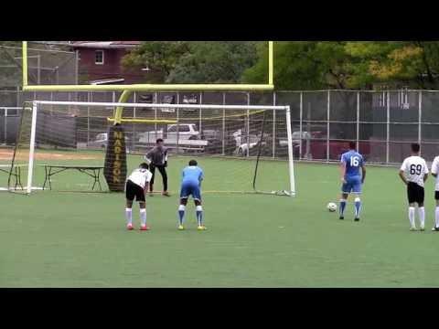 GOALS - FORT HAMILTON  AGAINST JAMES MADISON 9/28/16