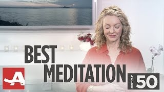 The Best Way to Meditate | The Best of Everything with Barbara Hannah Grufferman