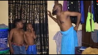 Do you still remenber Nyanyi Ozubolo twins she bore to chief? kids fully ready - Chief Imo Comedy