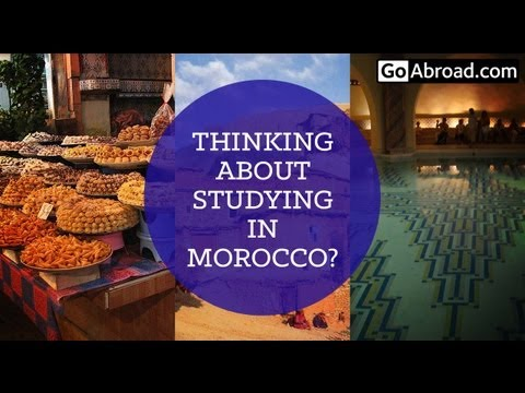 Study Abroad in Morocco