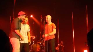 The Fray - Closer Walk With Thee [cover] Bethlehem, Pa 7/31/14