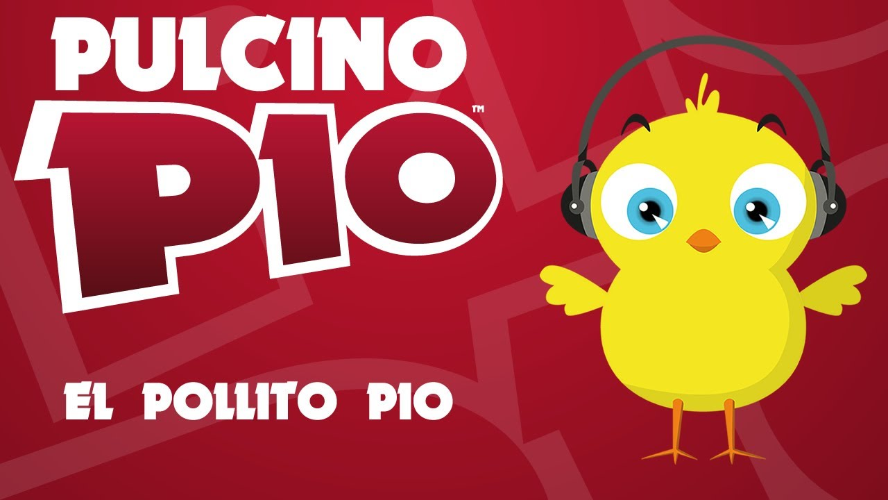 PULCINO PIO - El Pollito Pio (Official video) youtube video statistics on substuber.com