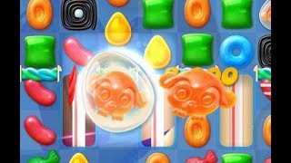 Candy Crush Jelly Saga - LEVEL 401 ★★★ STARS (No boosters)