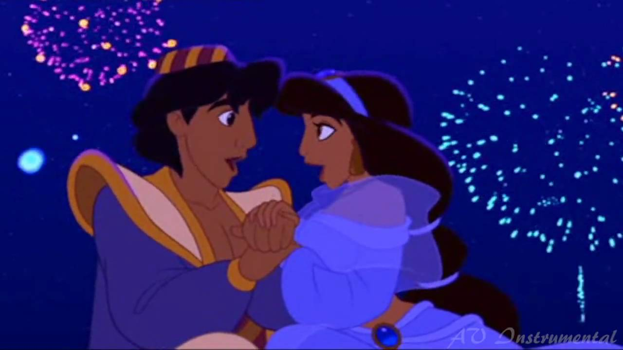 Aladdin A Whole New World Reprise Instrumental